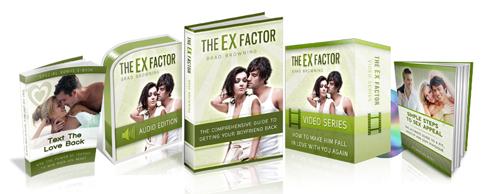 get your ex back, ex factor