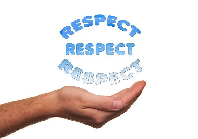 date a nerd guy - respect